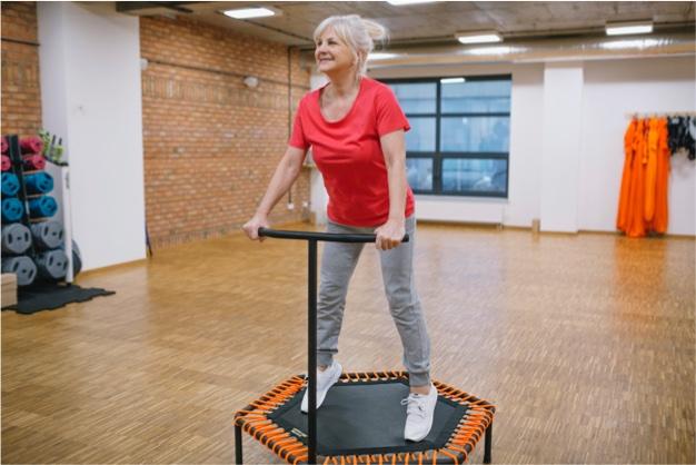 5 Benefits of Strength Training for Older Women